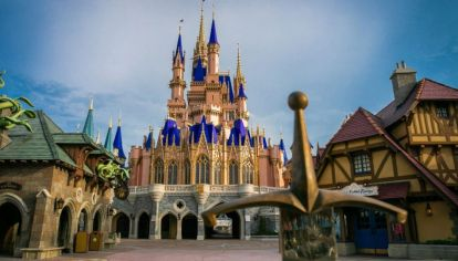 Walt Disney World cumplirá 50 años el 1 de octubre y preparan una fiesta que durará 18 meses.