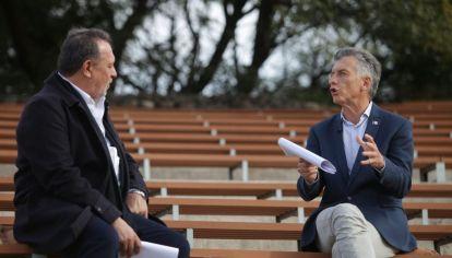 Macri presentó en Córdoba su libro