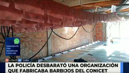 Secuestaron 50 mil barbijos truchos del Conicet