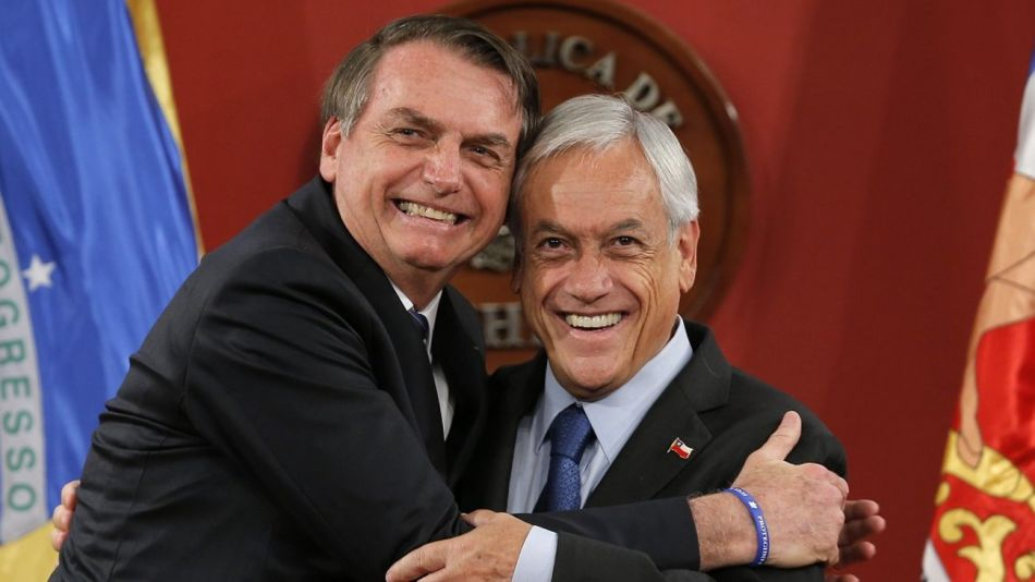 Acuerdo comercial entre Brasil y Chile