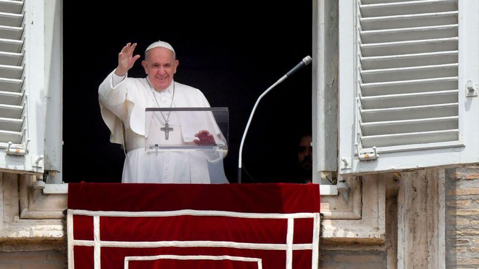 papa francisco 20210604