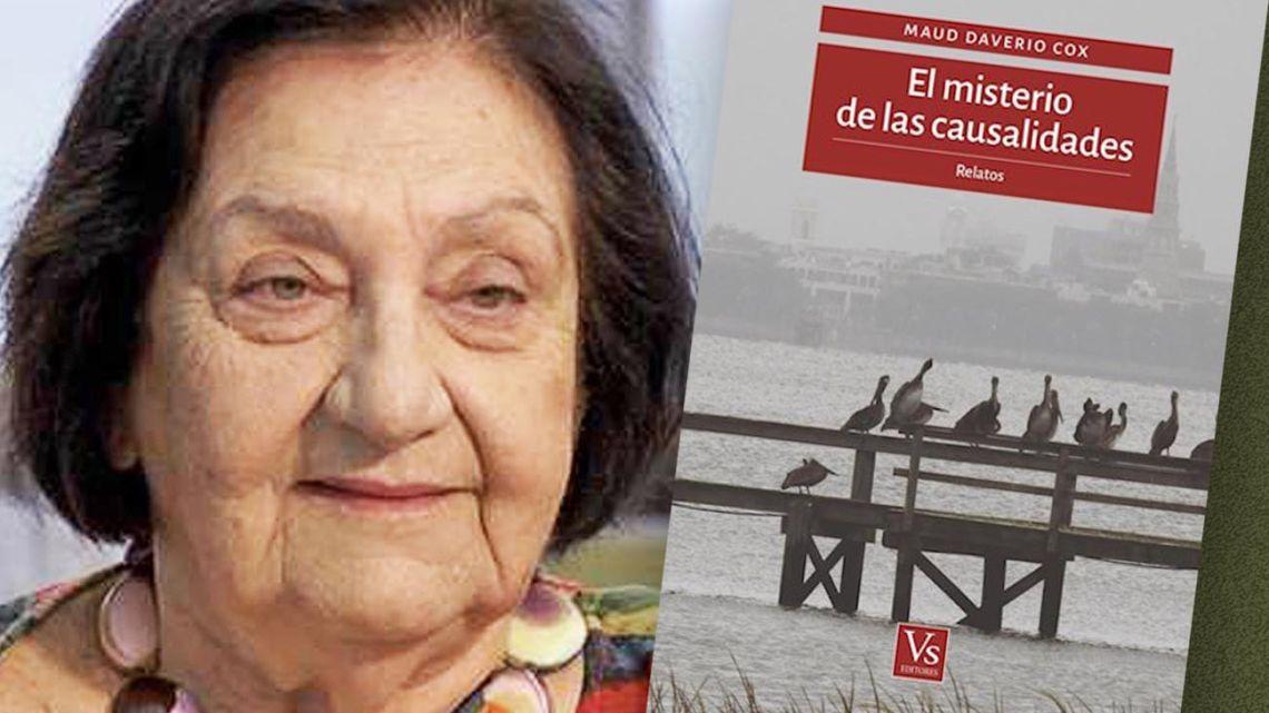 Maud Daverio de Cox's new book, El misterio de las causalidades.