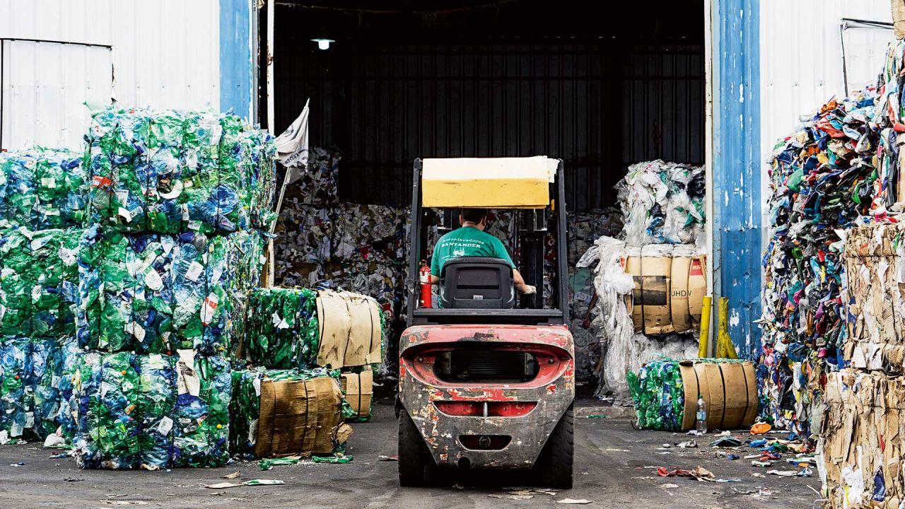 Negocios sustentables: reciclaje | Foto:Gentileza Danone
