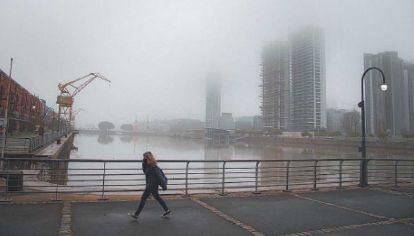 Impredecible. La Ciudad de Buenos Aires tiene más días de tormentas fuertes que años atrás.