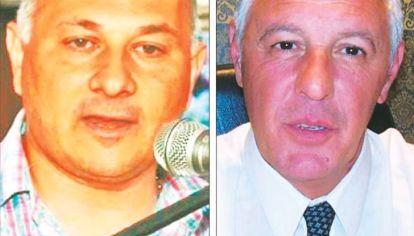 DIEGO BECHIS Y MARIO BONFIGLI. El primero fue condenado el año pasado, el segundo en 2017. Ninguna de las investigaciones se desarrolló en el Fuero Anticorrupción.