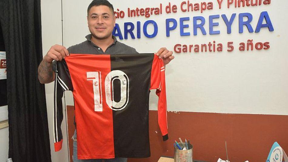 Mario Pereyra
