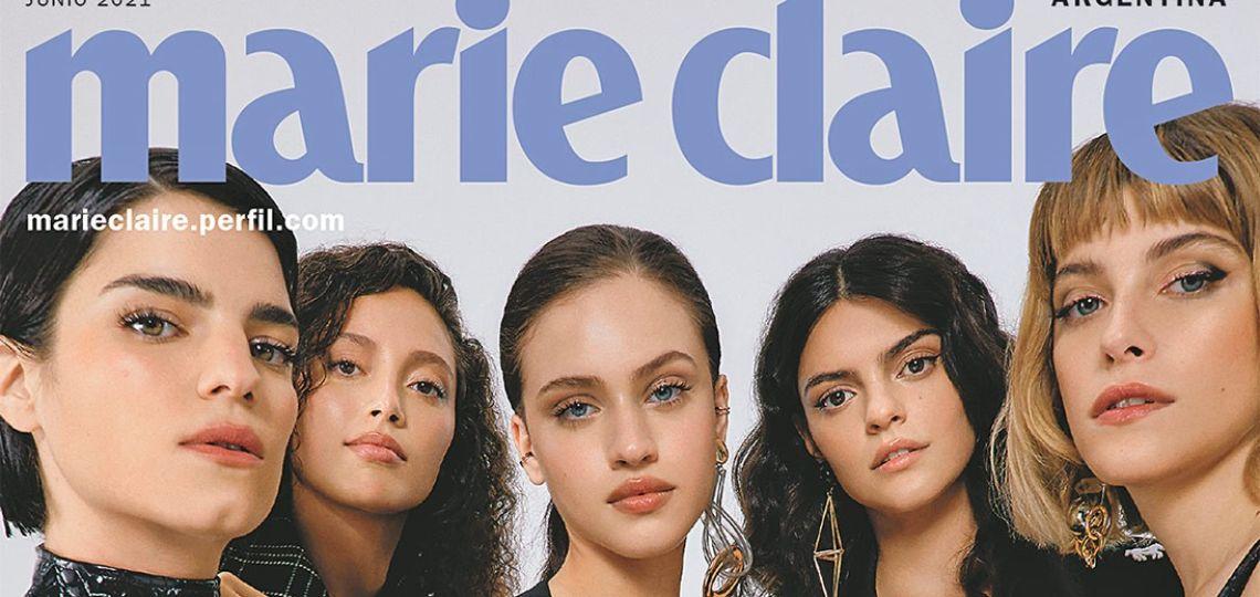 Marie Claire: Ya salió la renovada edición de junio