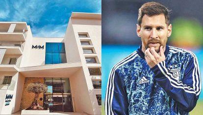 Uno más. Con este hotel en Andorra (foto) –que primero reformará–, Messi tiene cinco hoteles en España.