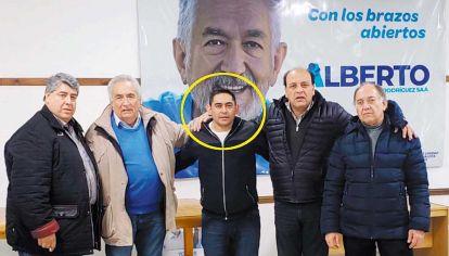 Preso. Solalinde, líder de la Uocra, está con prisión preventiva.
