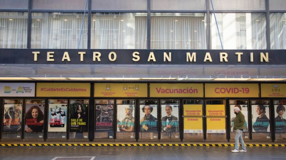 teatro san martin