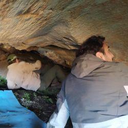 Este sitio, junto a los encontrados con anterioridad, pasará a formar parte del Patrimonio Cultural conocido hasta la fecha de la Reserva Natural Sierras Grandes