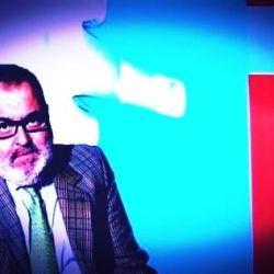 "Volvió a la tele Jorge Lanata, para iniciar la décima temporada de su ""Periodismo para todos""."