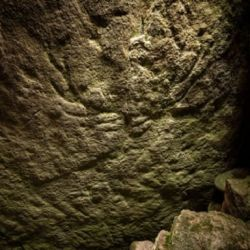 Los dibujos datan del Neolítico o de la Edad del Bronce Temprano, entre hace 4.000 y 5.000 años