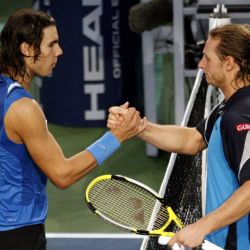 Nalbandian vs Nadal