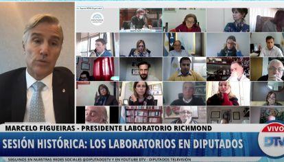 Diputados TV de Marcelo Figueiras