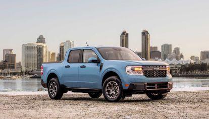 La nueva Ford Maverick ya tiene 80.000 reservas