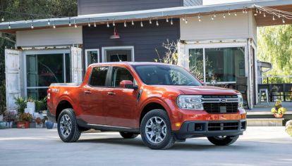 Ford presentó la nueva Maverick