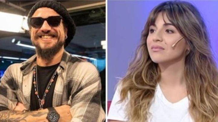 Tras la pelea con sus tías, Gianinna Maradona le dedicó un romántico mensaje a Daniel Osvaldo
