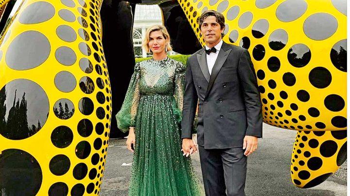 FOTOS| Delfina Blaquier y Nacho Figueras, de gala en Nueva York