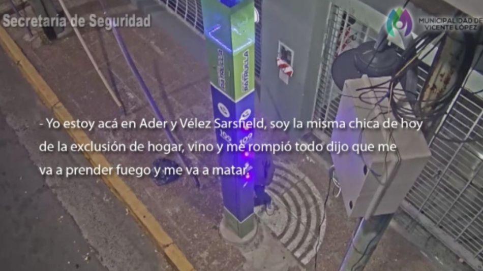 2021 08 06 Denuncia de Genero Violencia de Genero Vicente Lopez