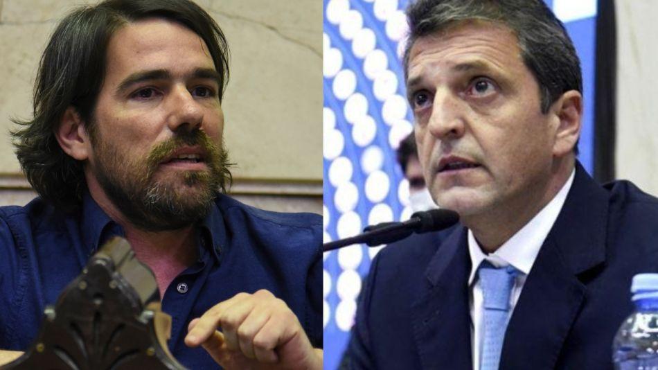 Sergio Massa Del Caño Diputados