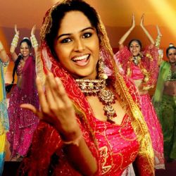 Bollywood dance.  The most populous country in the world is Latin, Arabic,