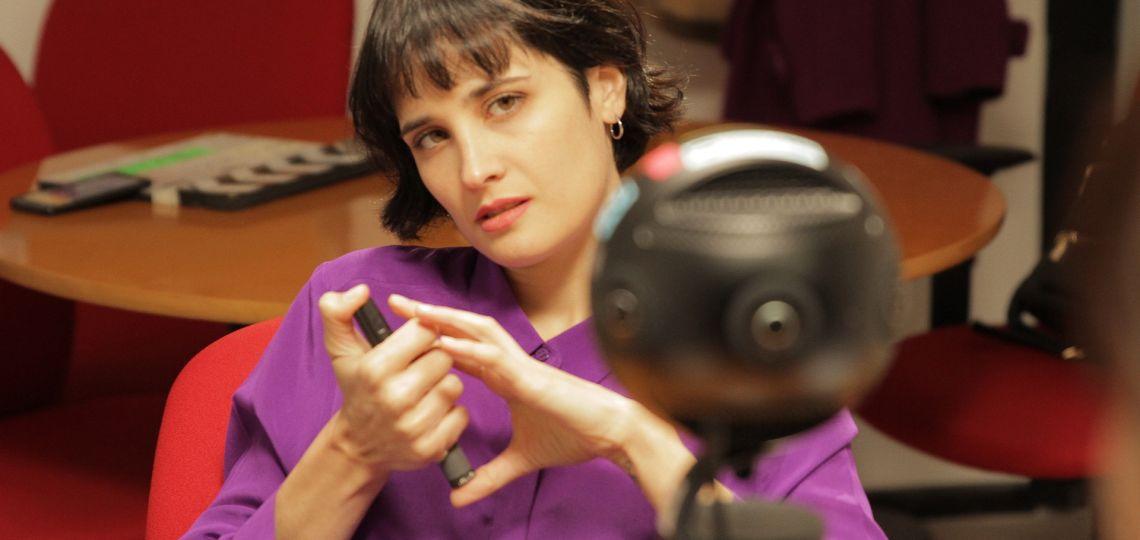 """Todo sobre """"Punto de Quiebre"""": la primera serie argentina filmada en realidad virtual"""