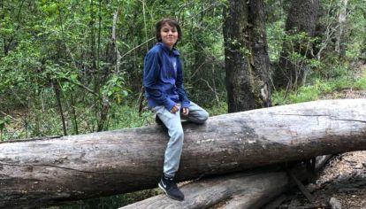 Ramiro Merlotiene 15 años y padecefibrosis quística.