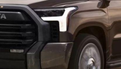 Así sería la Toyota Tundra de próxima generación