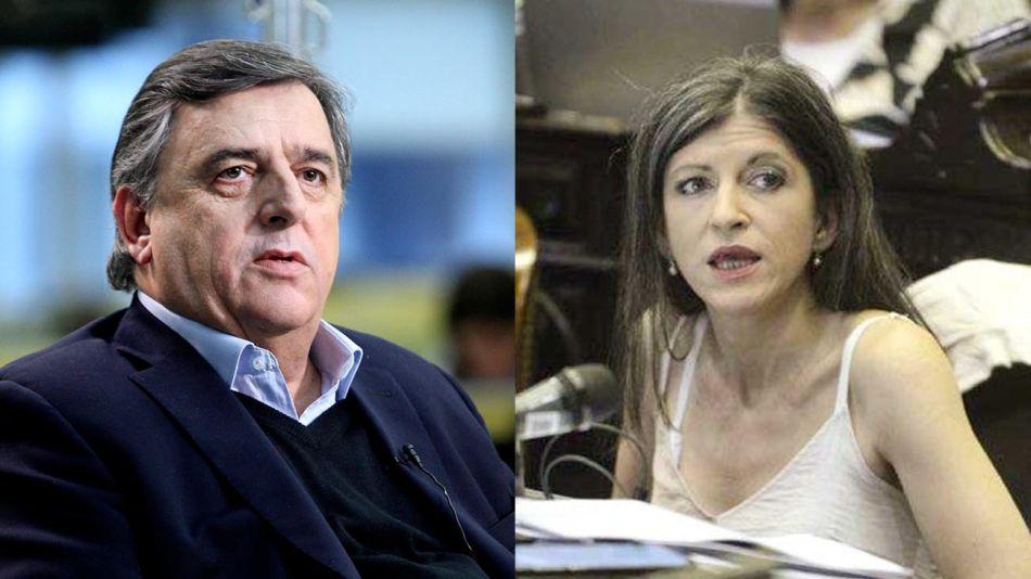 Mario Negri y Fernanda Vallejos 20210609