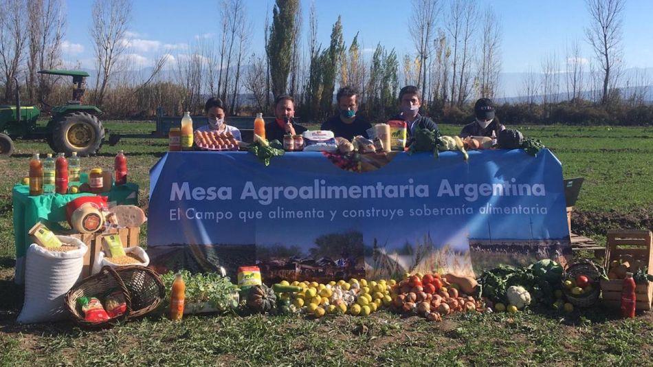 Presentación de la Mesa Agroalimentaria Argentina