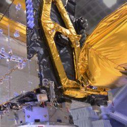 El SAC-D fue lanzado desde la base Vanderberg de la Fuerza Aérea norteamericana en Lompoc, California, por un cohete Delta II