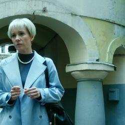 La doctora Liza, sobre la activista en derechos humanos Elizaveta Glinka.