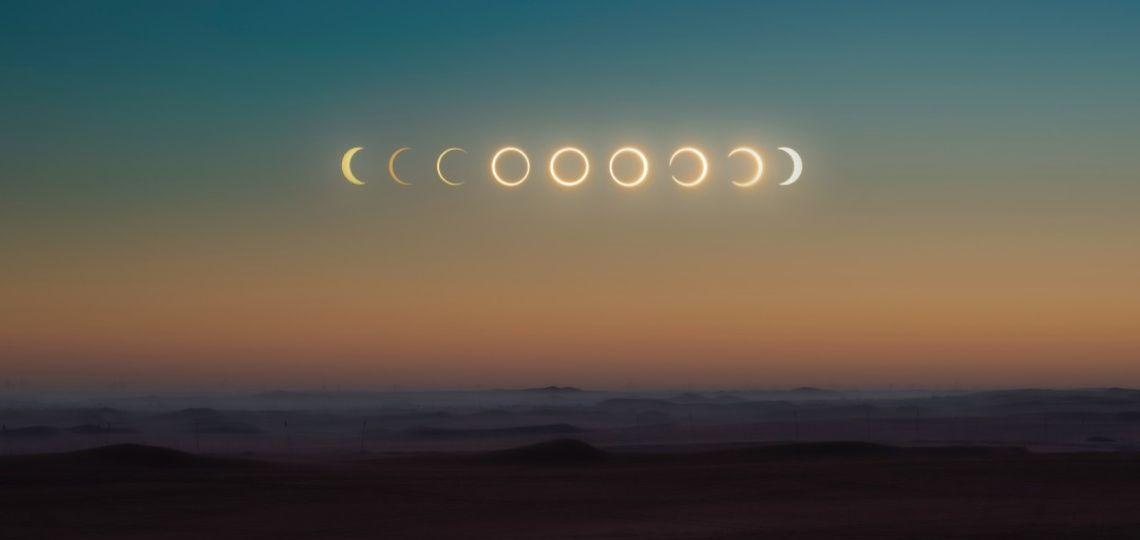 Eclipse solar en Géminis: todo lo que tenés que saber