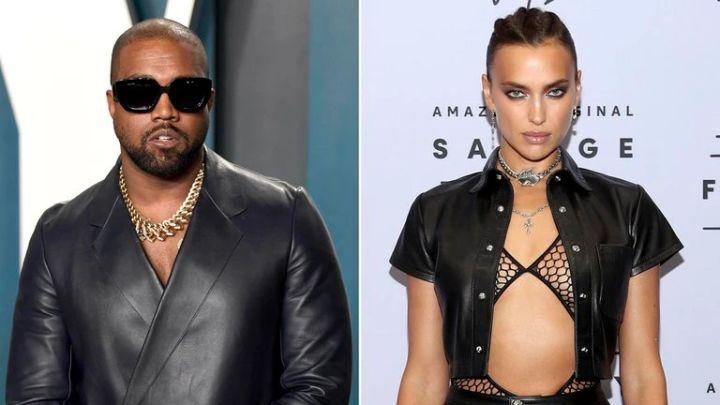 Kanye West e Irina Shayk, de vacaciones juntos en Francia