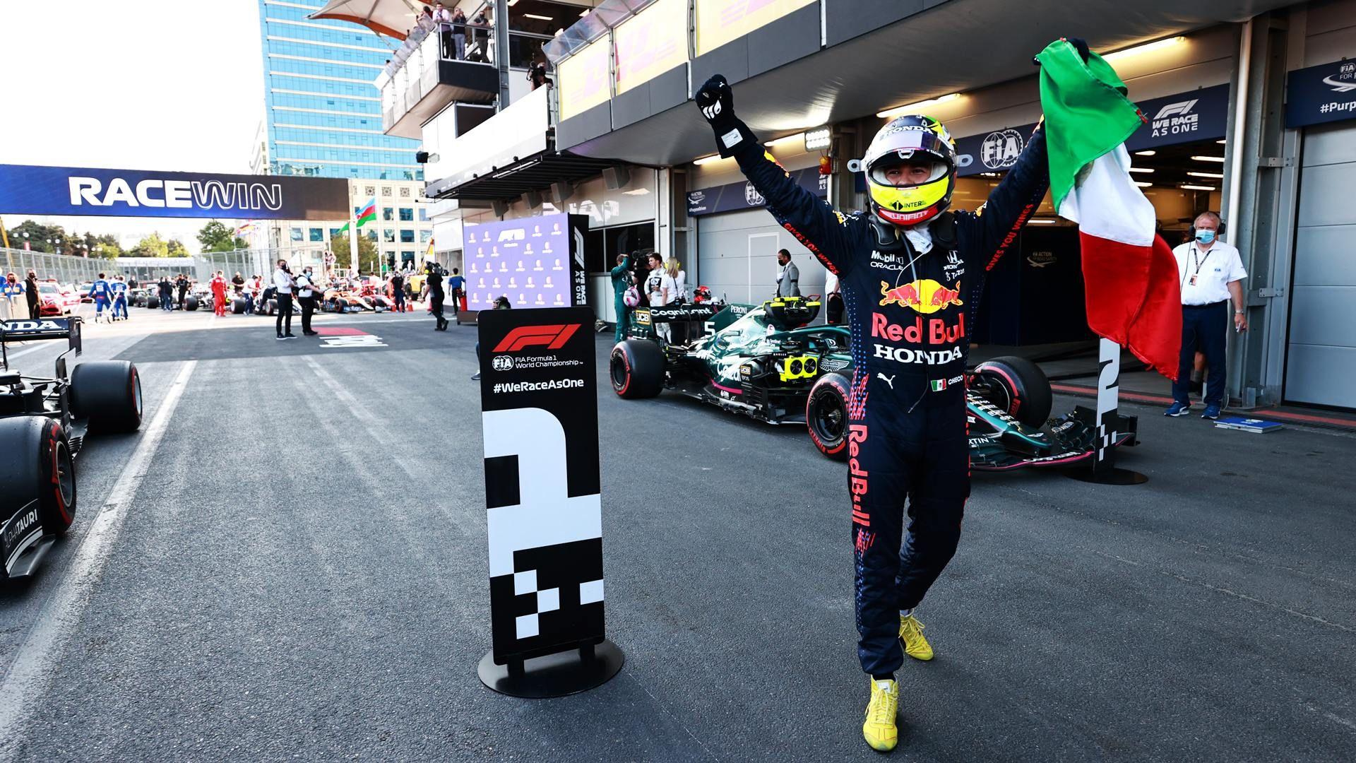 Sergio Pérez niega que haya renovado con Red Bull y asegura que no le obsesiona este tema