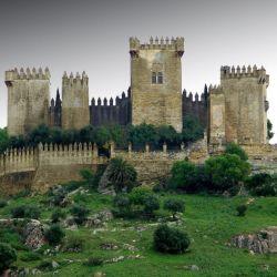 Castillo de Almodóvar al Río, Andalucía.