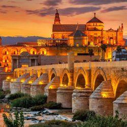 Vista panorámica de la ciudad de Córdoba, en Andalucía.