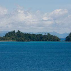 La reserva está ubicada en la llamada Cordillera de Coiba