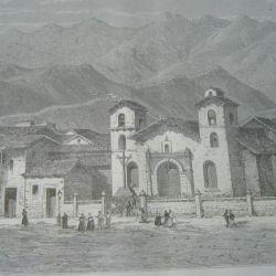 Fue fundada el 13 de junio de 1562 por el explorador y conquistador español Jufré de Loayza y Montesa.