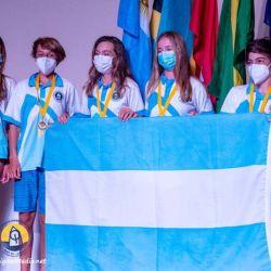 El equipo ganador estuvo conformado por Agustina Argüelles, Tomás Travaglini, Julieta Benedetto Josef Contardi, Lucas Contardi y Delfina Kuttel.