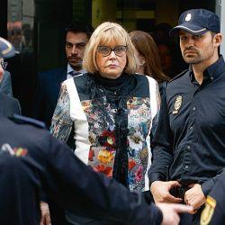 María Servini. | Foto:Cedoc.