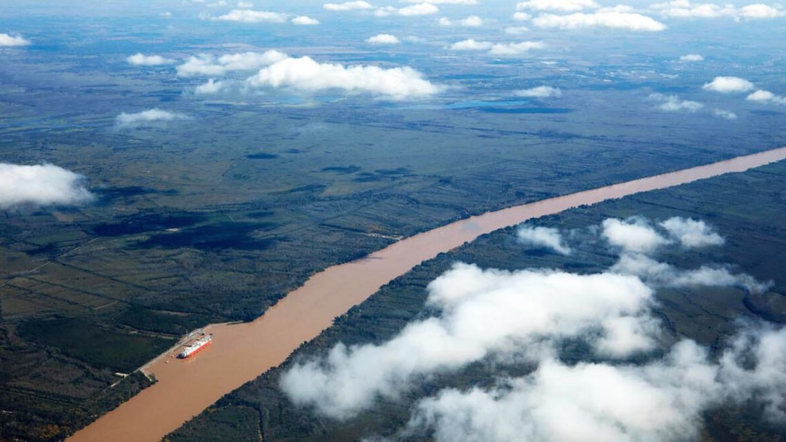 The Paraná river, a major grain transporting route, is at levels not seen since the 1970s.