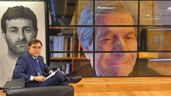 Guy Sorman, en la entrevista con Jorge Fontevecchia.