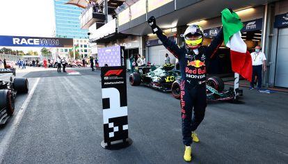 Qué dijo el mexicano Checo Pérez tras su triunfo con Red Bull en F1