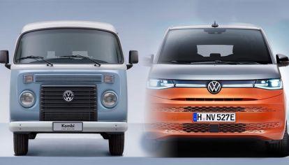 Volkswagen Multivan, una evolución de la legendaria Kombi