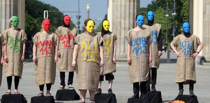 Berlín: Miembros de la alianza