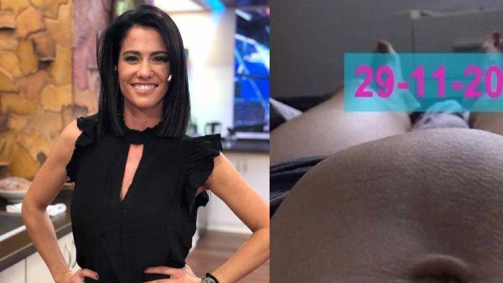 Delfina Gerez Bosco reveló que fue operada de un tumor de 750 gramos en el abdomen