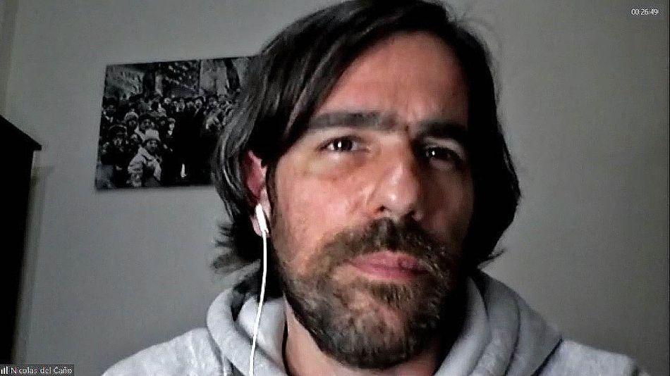 Entrevista a Nicolás Del Caño 20210611
