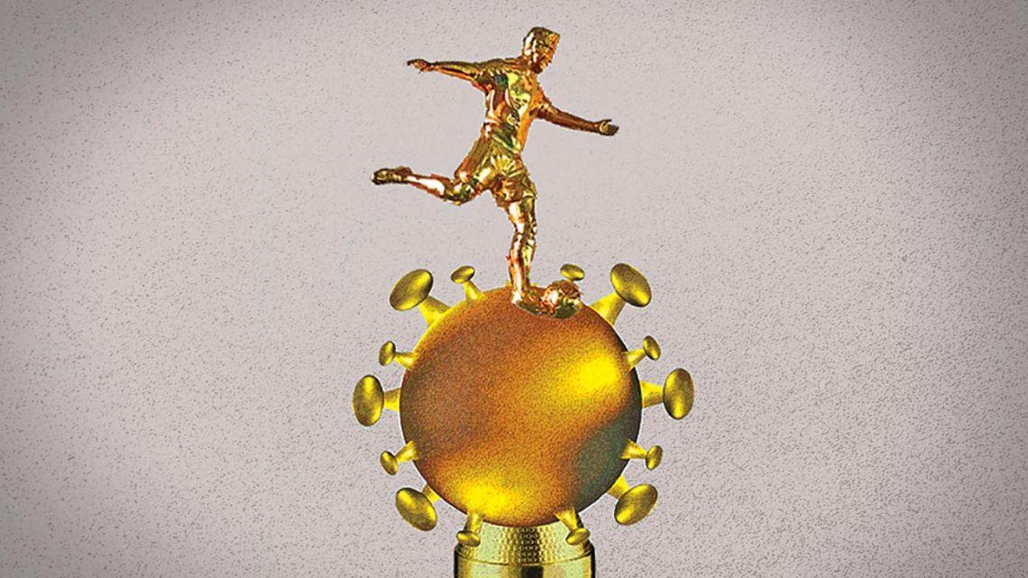 The Covid Copa.